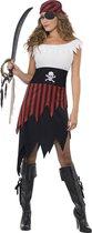 """""""Piraten kostuum voor vrouwen  - Verkleedkleding - Large"""""""