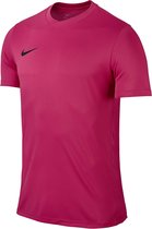 Nike Park VI SS Sportshirt - Maat S- Kinderen - roze