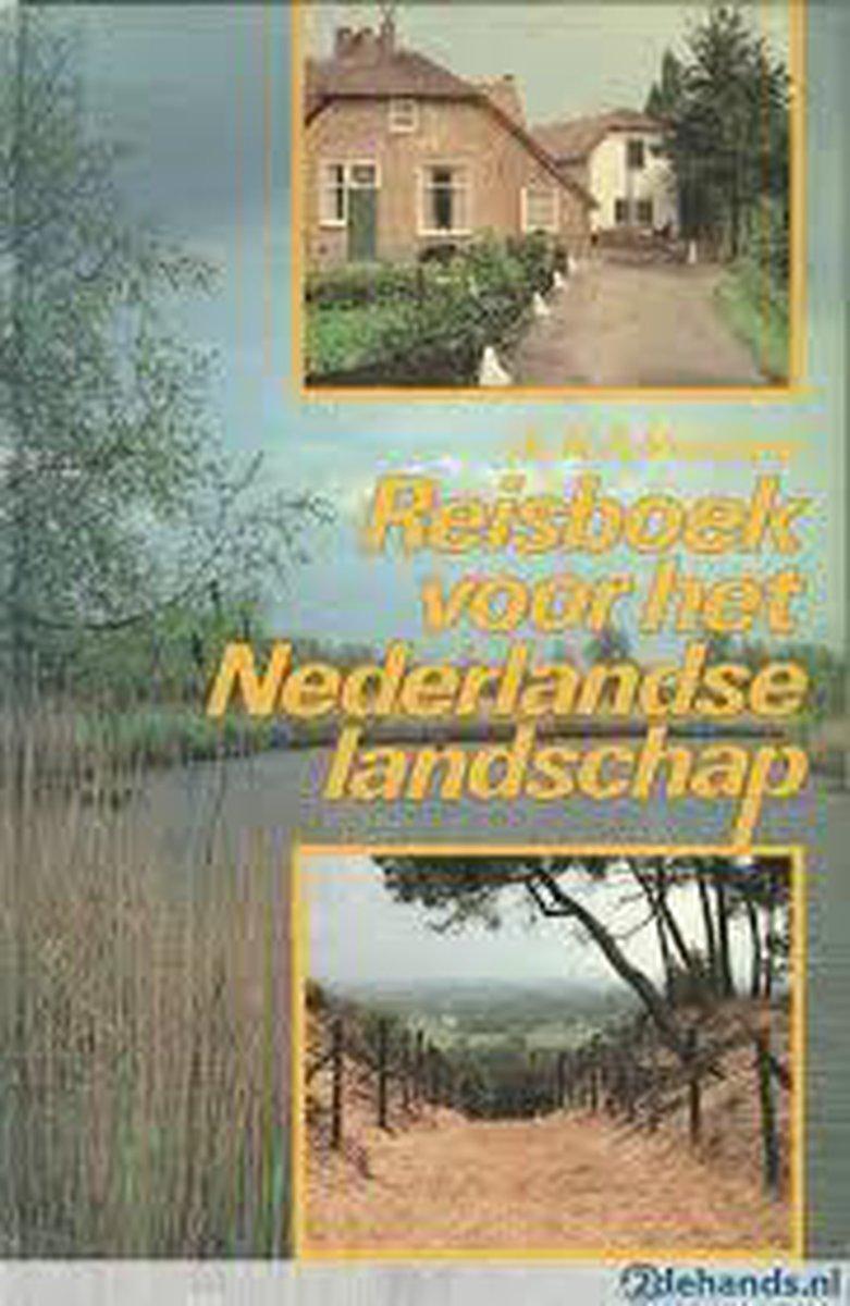 Reisboek v.h. nederlandse landschap