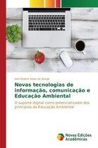 Novas Tecnologias de Informacao, Comunicacao E Educacao Ambiental