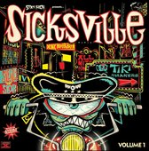 Sicksville, Vol. 1 (10'')