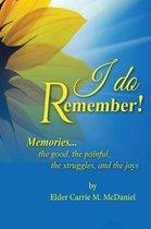 Omslag I Do Remember!