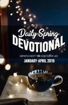 Daily Spring Devotional