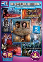 The Adventure Collection 2 (Collector's Edition) 5-Pack PC
