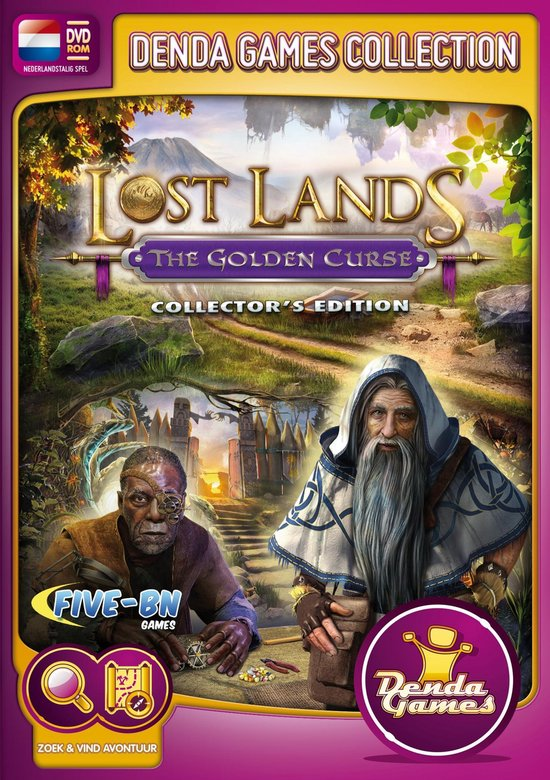 Lost Lands - The Golden Curse (Collectors Edition) - Windows