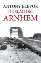 Boek cover De slag om Arnhem van Antony Beevor
