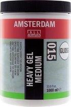 Amsterdam 015 Heavy Gel Medium gloss flacon 1000ml