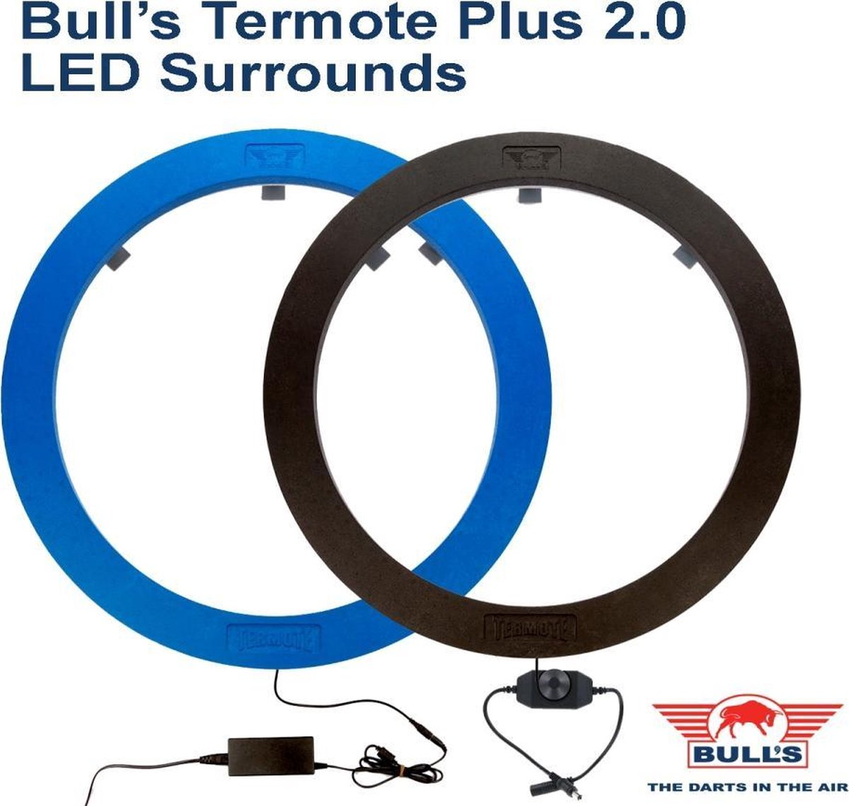 Bull's Termote Plus 2.0 Led Unit-Black
