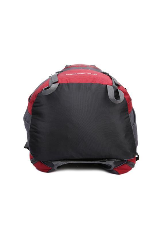 Beefree 80 Liter nylon Backpack - Blauw | Inclusief flightbag/regenhoes - Beefree