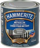 Hammerite Metaallak - Hamerslag - Donkergrijs - 2.5L