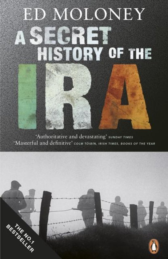 Afbeelding van A Secret History of the IRA