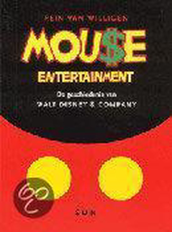 Mouse entertainment. walt Disney & company