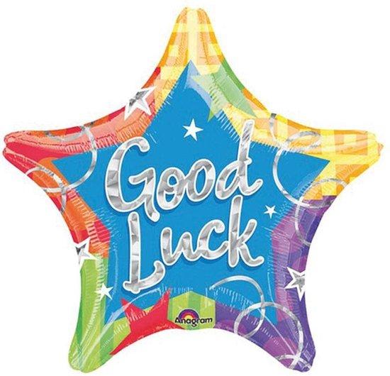 18v good luck star