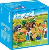 PLAYMOBIL Country Kinderen met kleine dieren - 70137