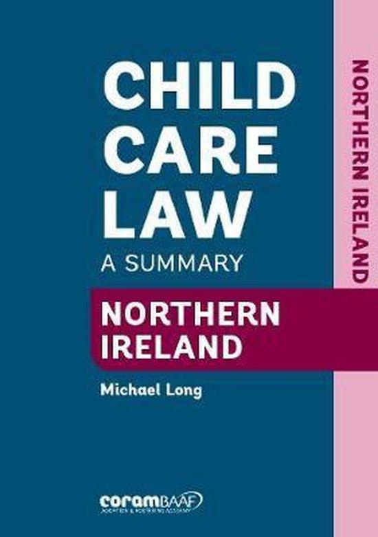 Child Care Law - Northern Ireland