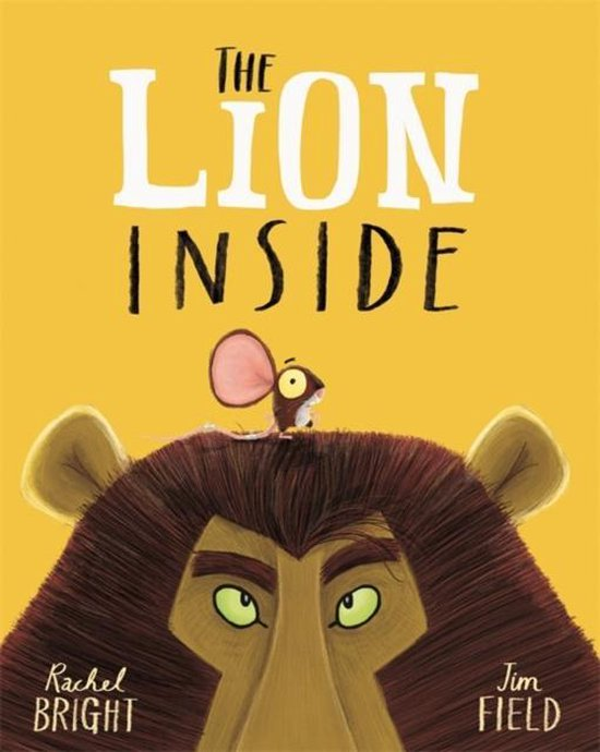 Boek cover The Lion Inside van Rachel Bright (Paperback)