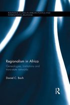 Omslag Regionalism in Africa