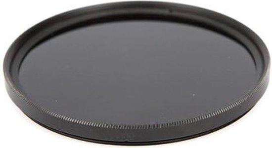 62mm Grijsfilter / ND-64 Lens Filter (voorzetlens)