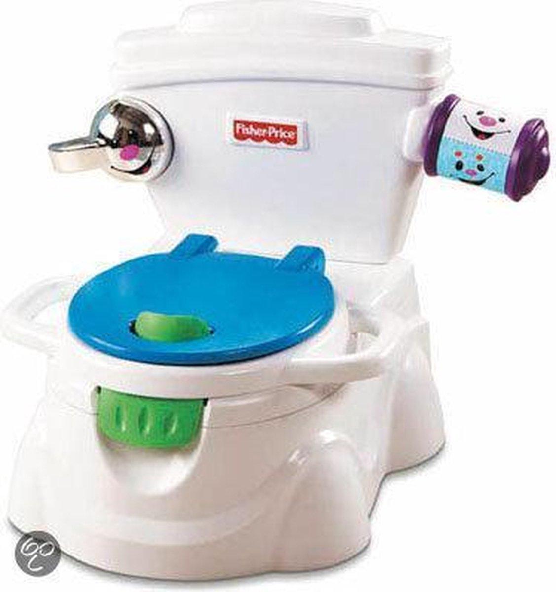 Fisher Price Babygear Erste Toilette