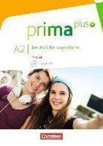 prima plus A2: zu Band 1 und 2 - Testheft mit Audio-CD
