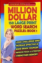 Million Dollar 150 Large Print Word Search Puzzles