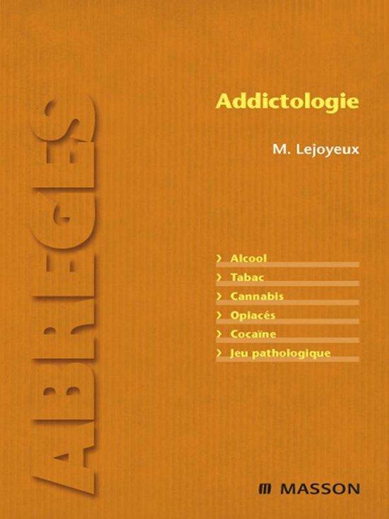 Afbeelding van Addictologie