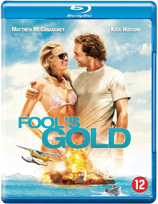 Cover van de film 'Fool's Gold'