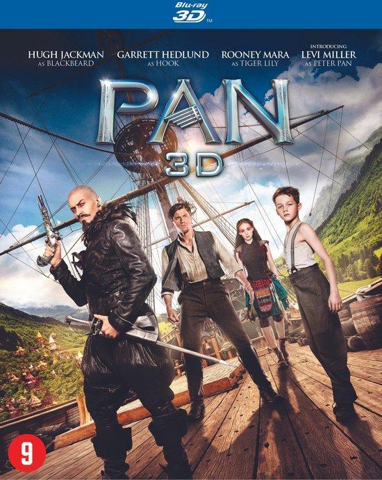 Pan (3D Blu-ray)