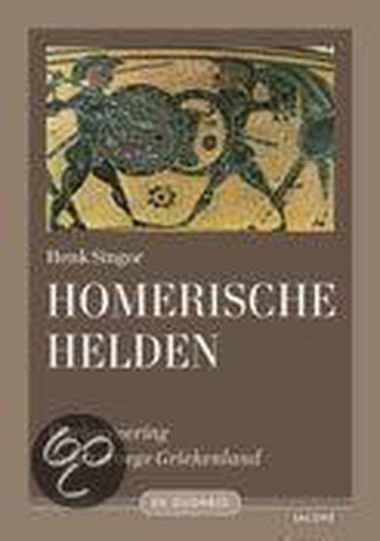 Homerische helden - H.W. Singor pdf epub