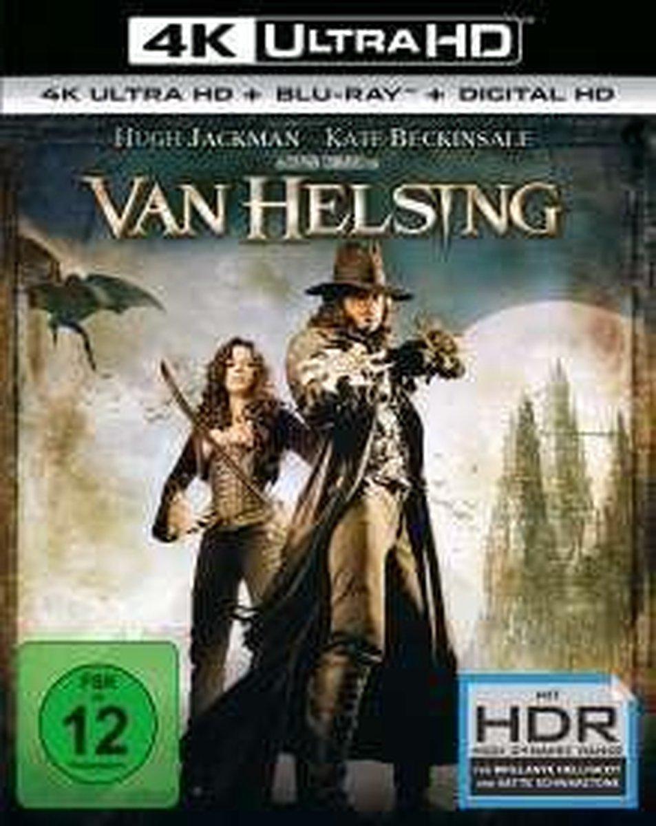 Van Helsing (Ultra HD Blu-ray & Blu-ray)-