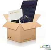 8 Zonnepanelen 275 Wp Trina Solar TSM-275 DD05A.05 - Omvormer Omnik Solar