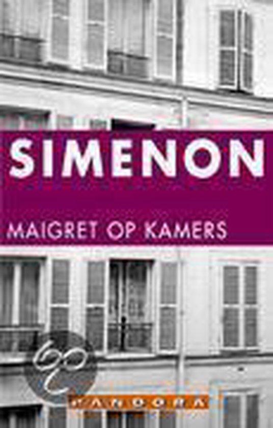 Maigret op kamers - Georges Simenon |
