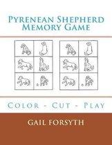 Pyrenean Shepherd Memory Game
