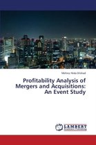 Profitability Analysis of Mergers and Acquisitions