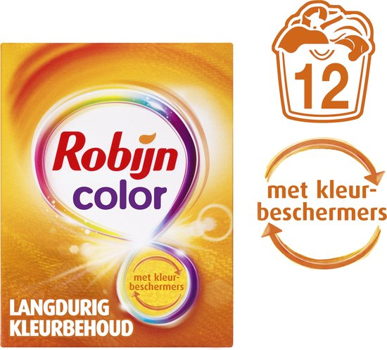 Robijn Color - 684 Gr - Waspoeder