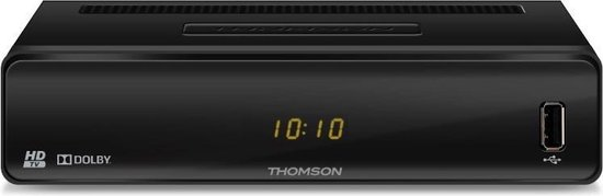 Thomson Ziggo Digitale THC300, DVB-C HD Receiver -TV-ontvanger
