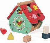 Janod Baby Forest - Vormenstoof huis