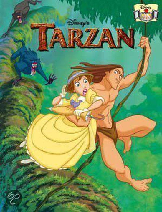 Filmstrip / 34 Tarzan - Walt Disney Studio's pdf epub