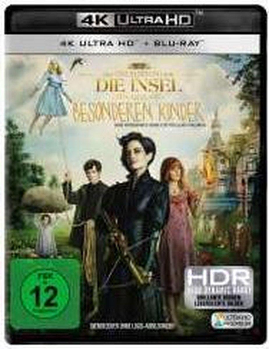 Miss Peregrine's Home For Peculiar Children (2016) (Ultra HD Blu-ray & Blu-ray)-
