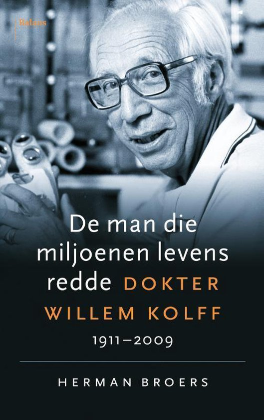 De man die miljoenen levens redde - Herman Broers  