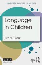 Omslag Language in Children