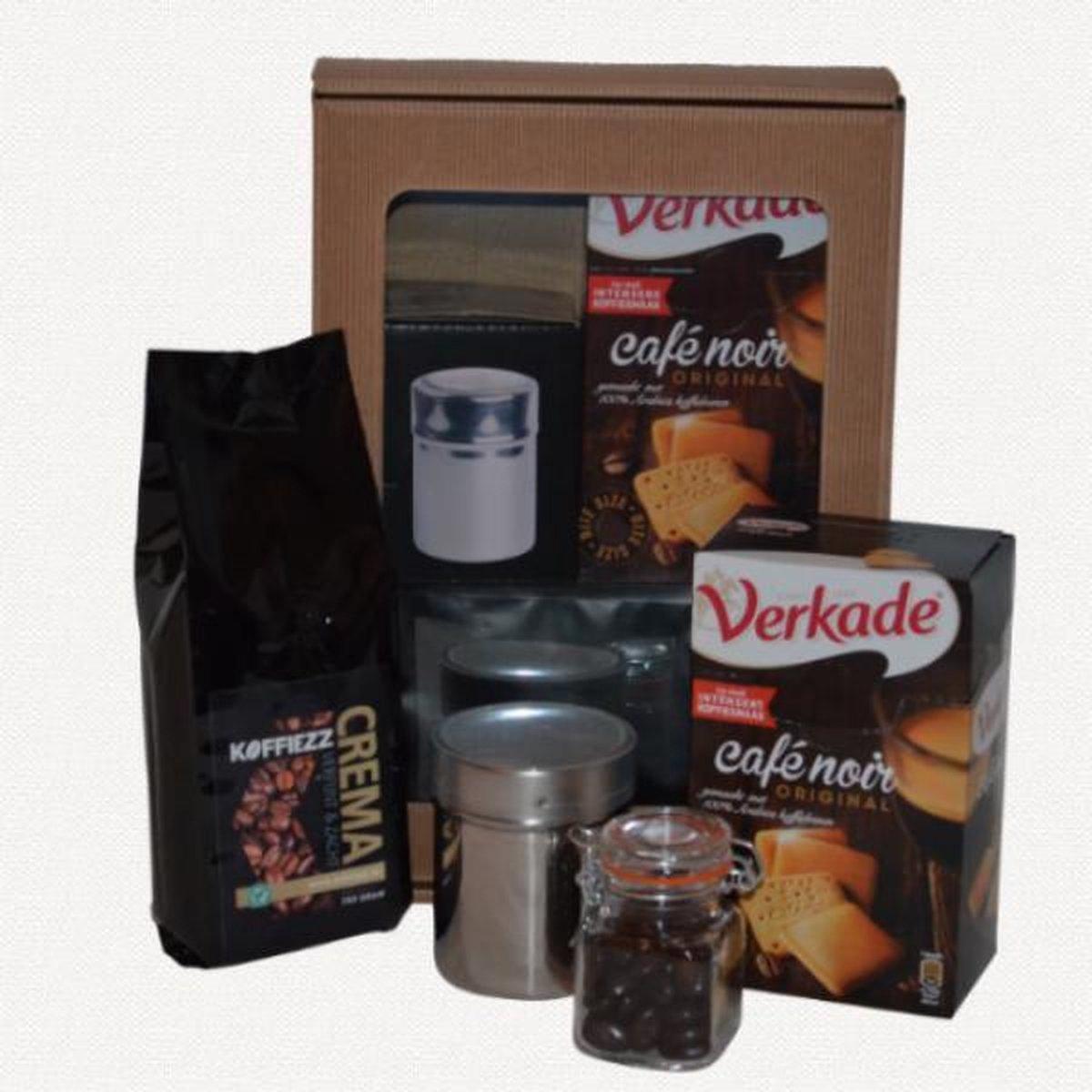 Koffiezz Koffie cadeau premium - koffiezz