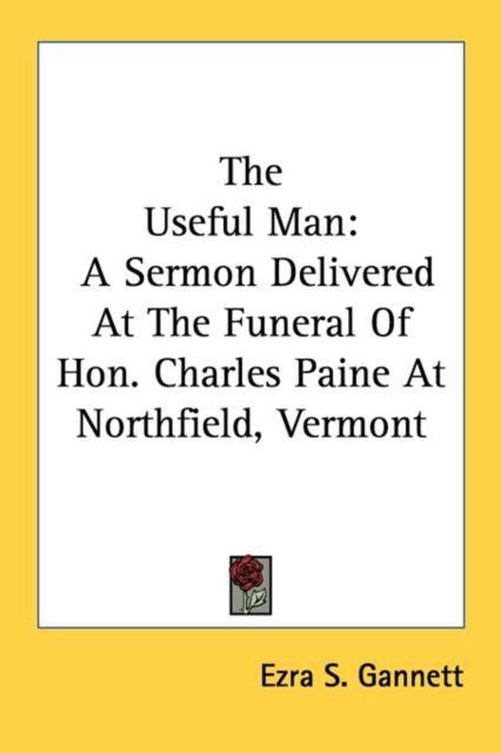 The Useful Man