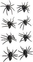 Nep Spinnen 6cm 8st