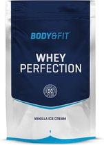 Body & Fit Whey Perfection - Whey Protein / Proteine Shake - 750 gram - Vanille Ice