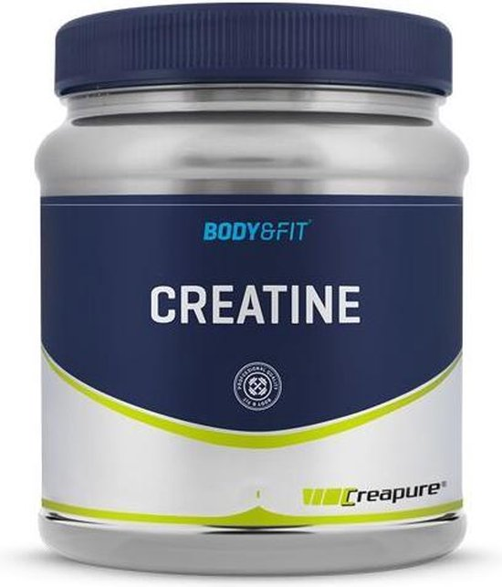 Body & Fit Creatine - CreaPure® - Monohydraat - Best Creatine Worldwide - 500 gram