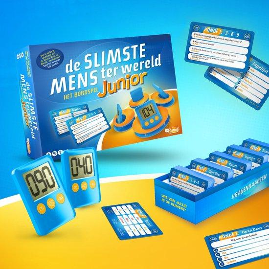 Bol Com De Slimste Mens Ter Wereld Junior Kinderspel Games