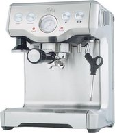 Solis Caffespresso Pro 117 Pistonmachine - RVS