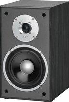 AEG 2-Weg Bass Reflex Boekenplank luidspreker LB 4720 350 W zwart