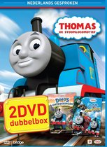 Thomas de Stoomlocomotief 2Box